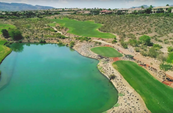 Rio Secco Golf Club Featured Hole: No. 17